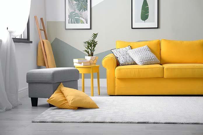 Dylematy w salonie. Jaki rodzaj dywanu wybrać?