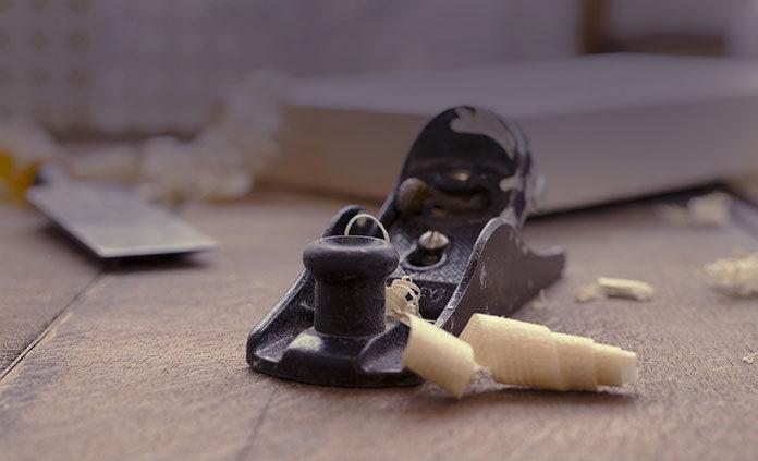 Produkcja elementów drewnianych