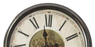 zabytkowy zegar
