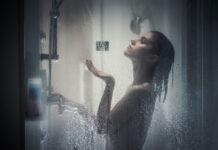Stylowa kabina prysznicowa